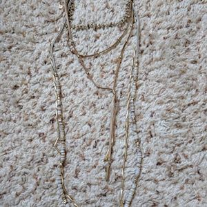 Stella & Dot Jewelry - Aven layering necklace